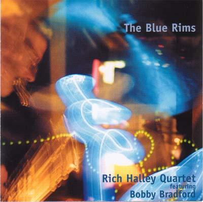 Rich Halley Quartet: The Blue Rims